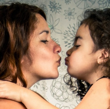 Family Kisses