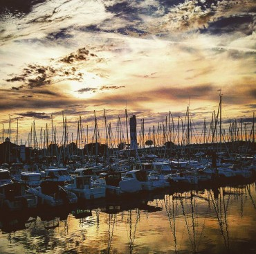 Port du Crouesty Sunsets